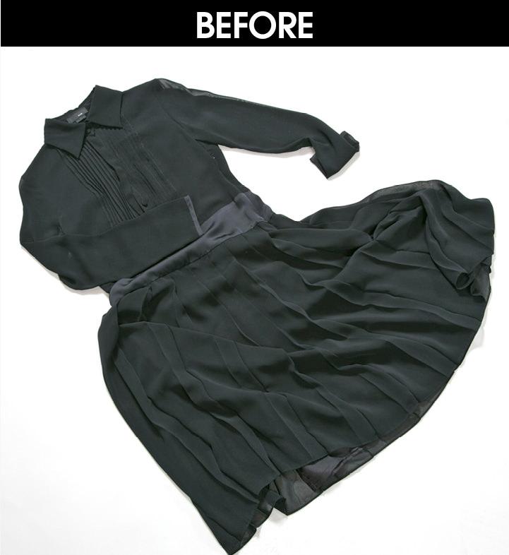 REMAKE01|ワンピースをスカートに